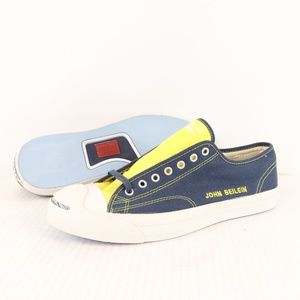 New Converse Jack Purcell Michigan Beilein Shoes